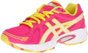 Asics gel running shoe